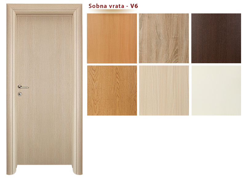 Sobna Vrata V6
